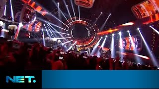NET. ONE Anniversary - Far East Movement - The Illest | NET ONE | NetMediatama