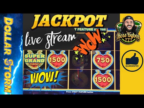 LIvE! Slots From Choctaw Casino