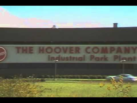 Hoover Company Industrial Plant   Canton Ohio   March 21, 1985