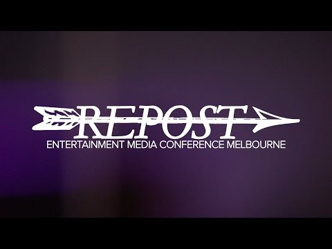 REPOST Entertainment Media Conference 2015 Presented by Collarts