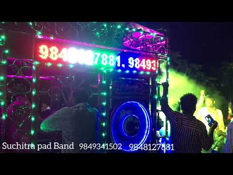 Suchithra Pad Band  9848127881 9849341502 Kushaiguda