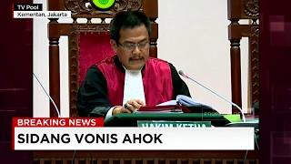 Video Usai Vonis, Hakim Perintahkan Ahok Ditahan download MP3, 3GP, MP4, WEBM, AVI, FLV Oktober 2017