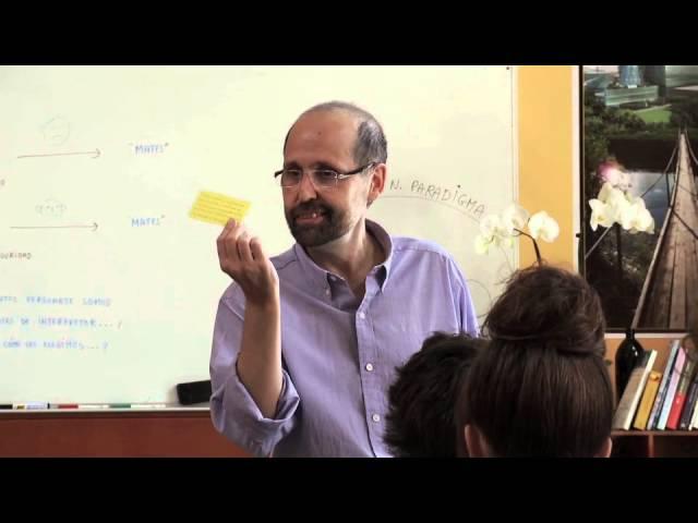 Et recomanem una pel·lícula «Entre maestros»