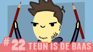 TEUN IS DE BAAS! - Dylan & Teun [aflevering 22]