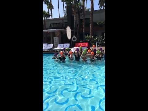 Livenation/Ticketmaster The Hollywood office accepts Michael Rapinos ALS ice bucket challenge