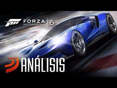 FORZA MOTORSPORT 6: ¿El mejor juego de conducción?