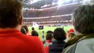 Hymns and Arias - Millennium Stadium