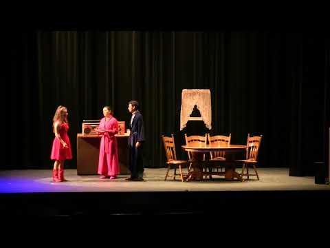 Kaukauna High School production of Footloose The Musical - Act 2