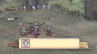 Agarest Generations of War Zero Gameplay PC HD