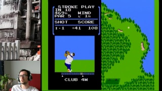 Why does Japan like golf?  [Golf, Famicom, 1984]
