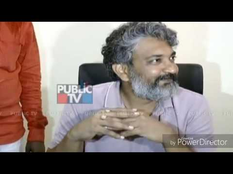 Bahubali Success Meet Rajamouli Interview In Kannada