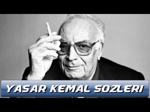 Yaşar Kemal Unutulmaz 20 Sözü