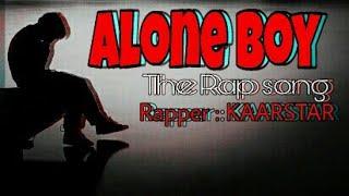 Alone boy//Muktii Rap Song, rapper KAARSTAR assamese rap song