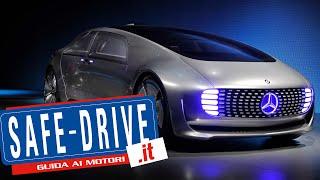 Auto del futuro! Recensione prototipo Mercedes F015 Luxury! Guida automatica e lusso a bordo!