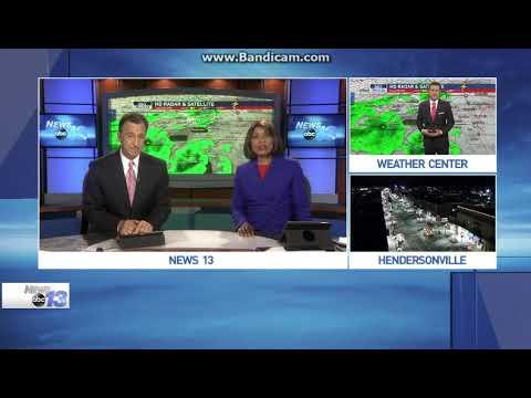 Wlos News 13 Asheville North Carolina From 2003 Youtube - MVlC