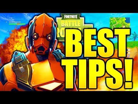 6 TIPS FOR MORE SOLO WINS FORTNITE TIPS AND TRICKS! HOW TO IMPROVE AT FORTNITE PRO TIPS!