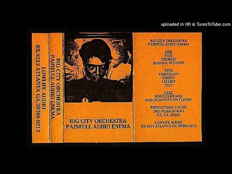Big City Orchestra – Paix