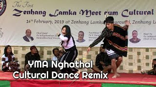 YMA Nghathal Cultural Dance Remix | Hornbill Cable