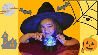 Алиса украсила комнату на Хэллоуин детское видео комната в стиле хеллоуин
