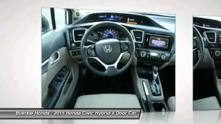 2015 Honda Civic Hybrid St Paul, Minneapolis, White Bear Lake, Burnsville, MN L234086