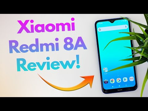 Xiaomi Redmi 8A - Complete Review! (Only $89)