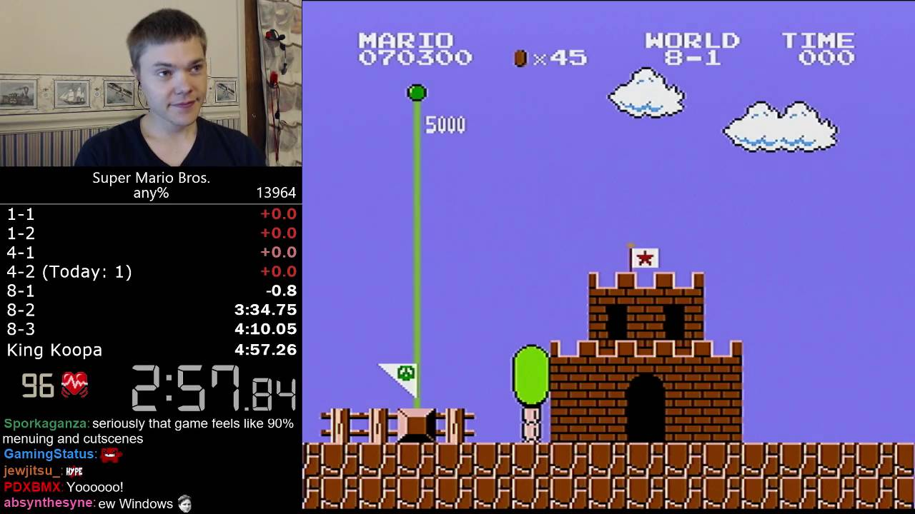 Over 30 years later, Super Mario Bros  continues to bridge