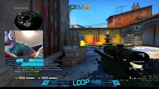 LO0P DOUBLE COLLATERAL AWP ACE!