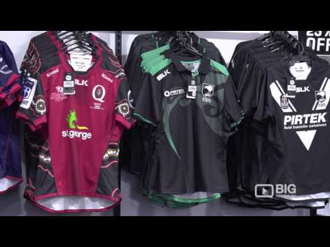 BLK Clothing Store Gold Coast for Sportswear and Sports Apparel
