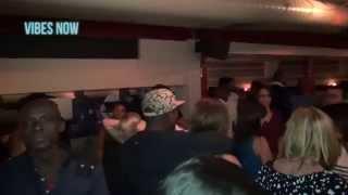DJ Dange plays a set at The Junction Bar