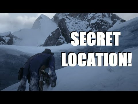 Unknown HIDDEN SECRET Inside the Glacier in Red Dead Redemption 2! thumbnail