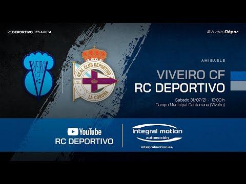 VIVEIRO CF - RC DEPORTIVO
