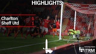 HIGHLIGHTS | Charlton 1  Sheffield Utd 1