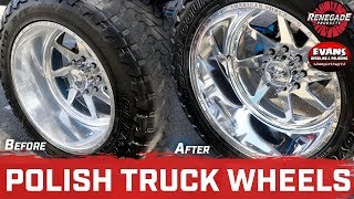 Video Renegade Products | FULL Polishing Process on American Force Wheels ft. @Evan Steger download MP3, 3GP, MP4, WEBM, AVI, FLV Maret 2018