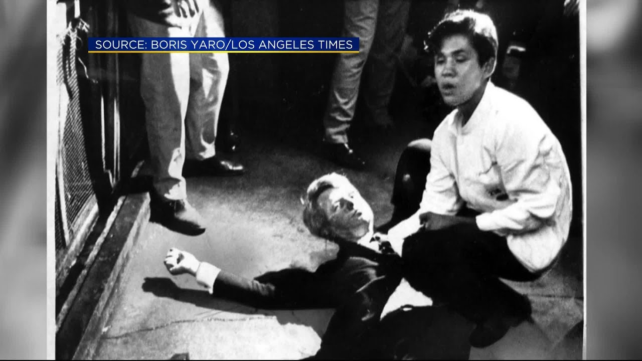 Man Who Comforted Robert Kennedy After Assassination Dies In Modesto Youtube