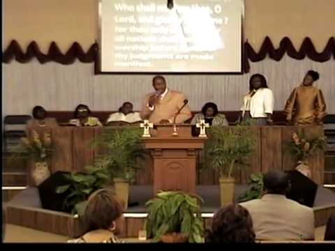 11th Year Pastors' Anniversary Appreciation Program Part 2