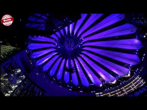 Sony Center In Berlin Germany - With GoPro