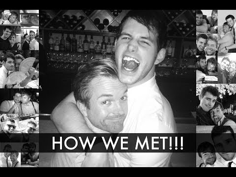 How We Met! - Gay Dads Story Time /// McHusbands
