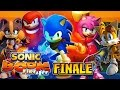 Sonic Boom Fire Ice 3DS 1080p Part 6 FINALE Ragna Rock COMPLETE FINAL BOSS mp3
