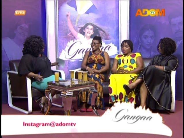 Gangaa Chat Room on Adom TV (12-10-18)