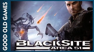 Blacksite: Area 51 (Gameplay)(Good Old Games)