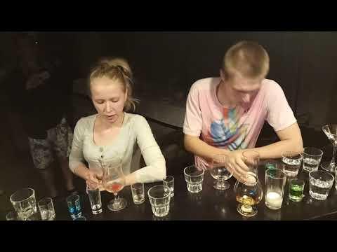 Игра на баре