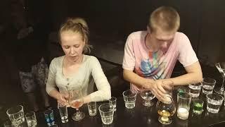 Игра на баре Бронепоезд