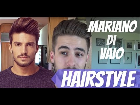 Mariano Di Vaio Hairstyle Tutorial | Disconnected Undercut | Mariano Di Vaio Inspiration poster