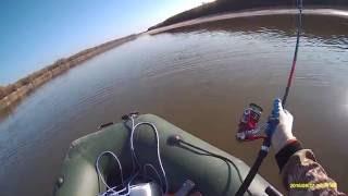 Рыбалка на Иртыше с большими щуками!