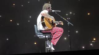Post Malone - Stay (Acoustic) (Runaway Tour Chicago)