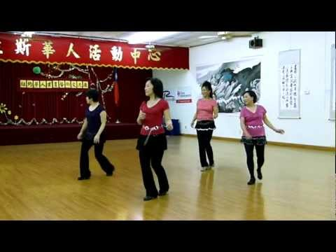 Windy City Waltz - Line Dance (Dance & Teach)
