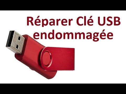 Comment réparer une clé USB endommagée en quelques minutes ...