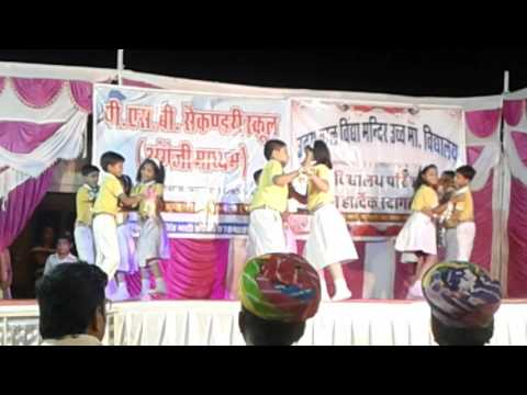 Jasika  dance  from  apna har din  aise jiyo  song