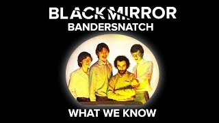 Black Mirror Christmas Special 2018 (Bandersnatch)   What We Know