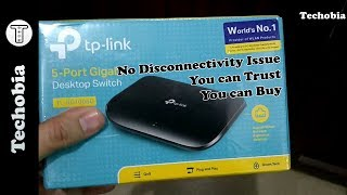 TP-Link Gigabit Switch Review and Tips | TL-SG1005D | 2018